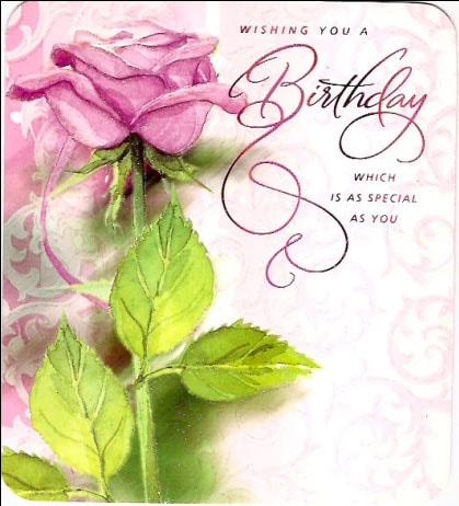 Happy Birthday Greeting Cards A