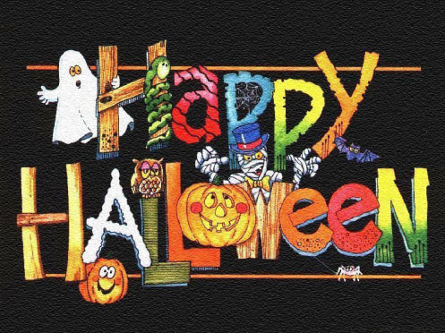 Halloween Online Greeting Cards A