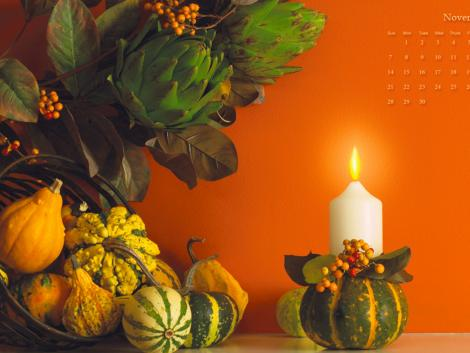 Thanksgiving Day e Greeting Cards A